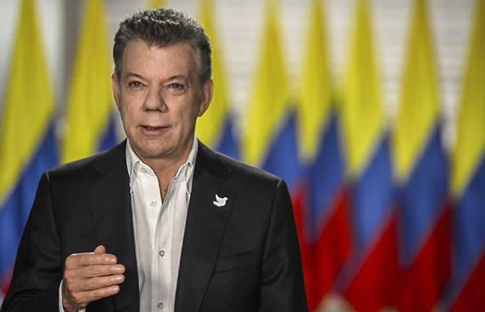 Polémica por costoso retrato de Santos en la Casa de Nariño
