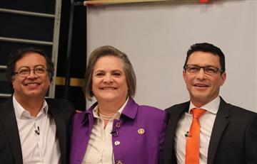 Se definió consulta abierta entre Clara López, Petro y Caicedo