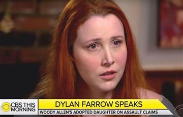 Dylan Farrow afirma que dijo la verdad sobre el abuso de Woody Allen