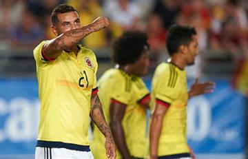 El jugador de la selección Colombia que cree en la inocencia de Edwin Cardona
