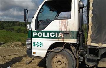 Emboscada en el Meta deja seis policías heridos