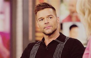 Ricky Martin y lo que lo llevó a declararse gay
