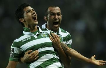 Segundo ciclo de Fredy Montero en el Sporting de Lisboa
