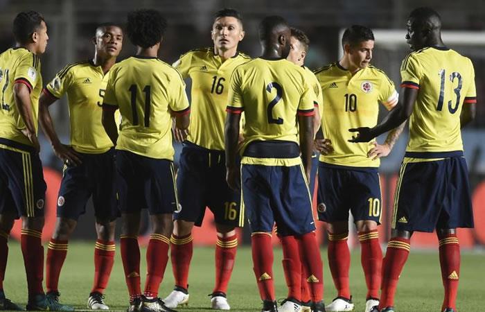 Selección Colombia entre las 13 mejores del mundo según Ranking FIFA