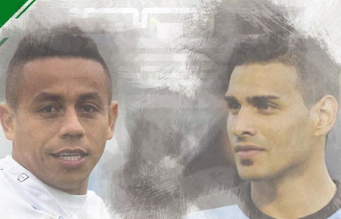 Atlético Nacional oficializa la llegada de Vladimir Hernández y Fernando Monetti