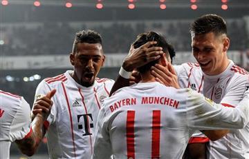 Bayerrn Múnich confirma nuevo fichaje ¿Competencia para James Rodríguez?