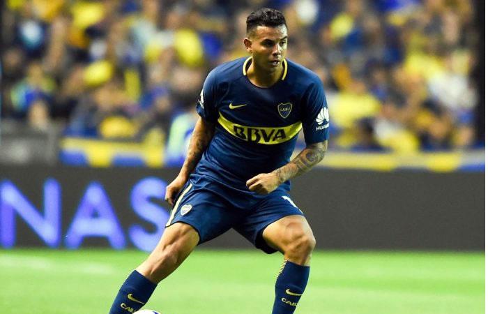 Cardona, Barrios y Fabra no estarán en el clásico Boca Juniors vs. River Plate