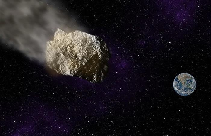 Descubren un asteroide que se acerca peligrosamente a la Tierra