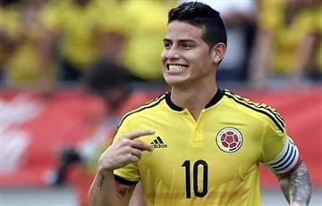 James Rodríguez elogia a Yerry Mina y habla de la selección Colombia en Rusia 2018