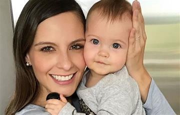 Laura Acuña está embarazada y ya reveló la primera ecografía