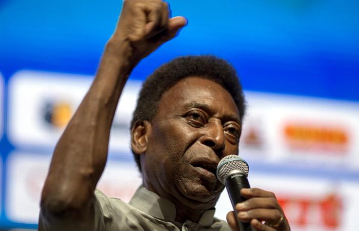 Pelé a urgencias tras desmayarse en su casa