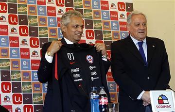 """Reinaldo Rueda: """"Las metas con Chile son la Copa América y Catar 2022"""""""