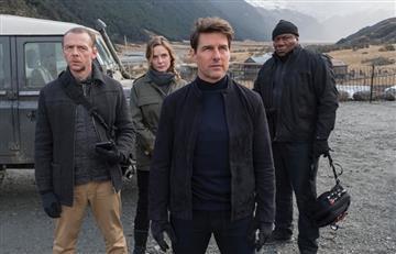 Tom Cruise de nuevo sufre un accidente durante la filmación de Mission: Impossible 6