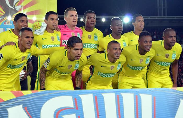 Atlético Nacional confirma un nuevo refuerzo