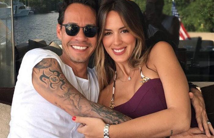 Marc Anthony y Shannon de Lima vistos juntos ¿Reconciliación?