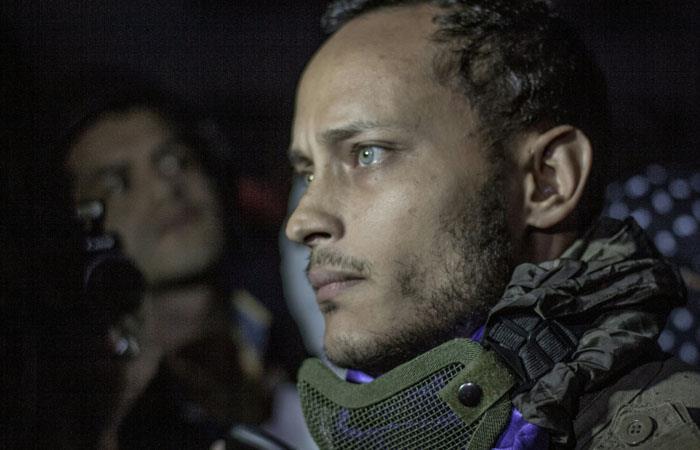 Sepultan al venezolano Óscar Pérez sin permiso ni presencia de su familia