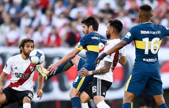 Boca Juniors vs. River Plate: Transmisión EN VIVO por TV y online