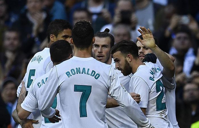 Real Madrid goleó 7-1 al Deportivo La Coruña y se saca de encima las críticas