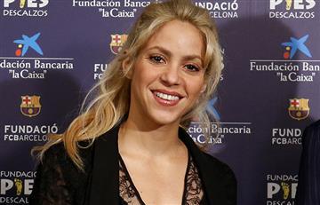 Shakira a la fiscalía por la hacienda española