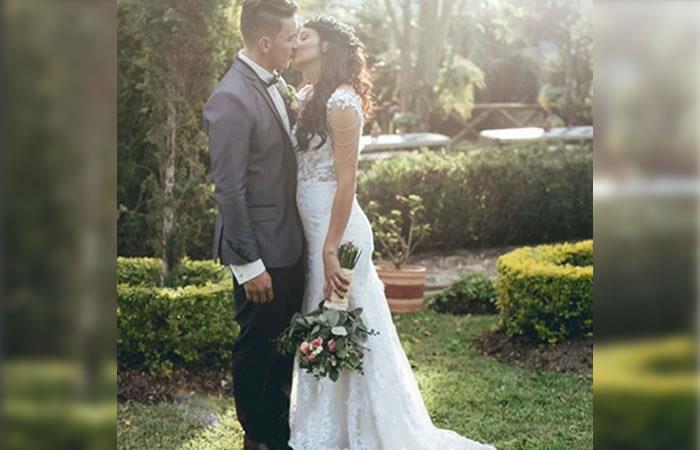 Carlos Mario Oquendo: El campeón en BMX que también se casó