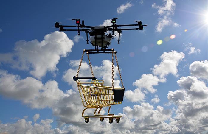 ¿Drones ambulancia asistirían primeros auxilios?