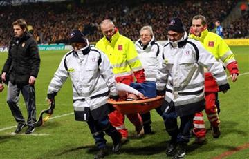 Falcao hace cuatro años sufrió la lesión que lo dejó sin Mundial