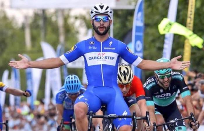 """Fernando Gaviria: """"No sé si sea el mejor sprinter del mundo, para mí el mejor es Peter Sagan"""""""