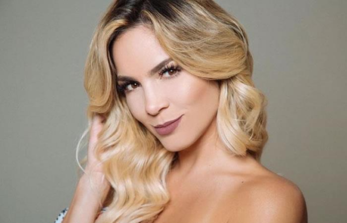 Mabel Cartagena fue criticada por exceso de Photoshop y así respondió