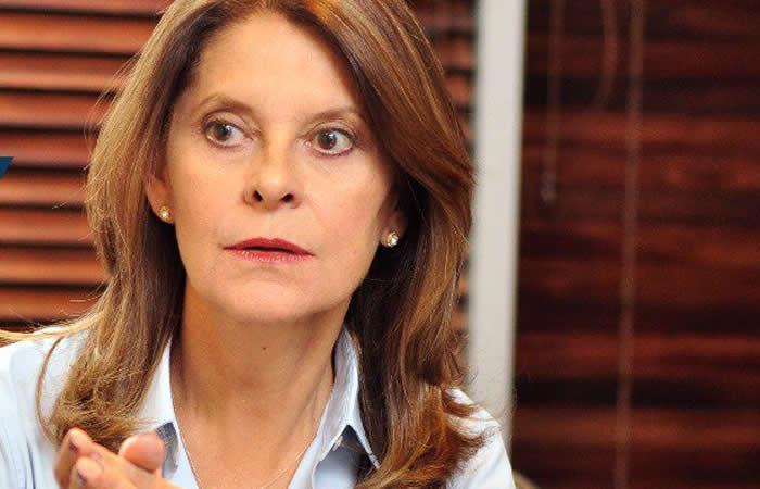 Marta Lucía Ramírez aceptó la consulta interpartidista