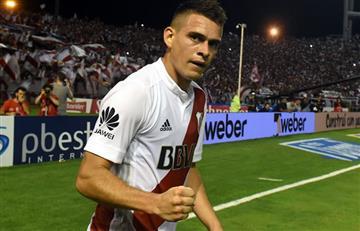 Periodista argentino no soporta la ira y arremete contra Santos Borré tras el gol