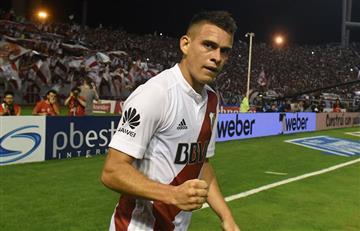 River Plate gana a Boca Juniors con gol de Rafael Santos Borré
