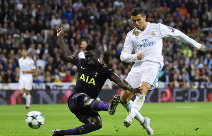 """Davinson Sánchez: """"Cristiano Ronaldo ya no es como antes"""""""