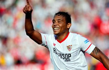 El Sevilla con Luis Fernando Muriel clasificó a la semifinal de la Copa del Rey