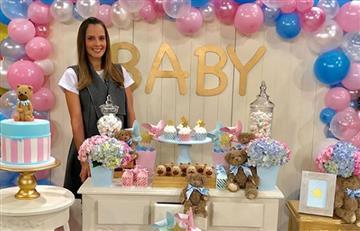 Laura Acuña confirmó el género de su bebé