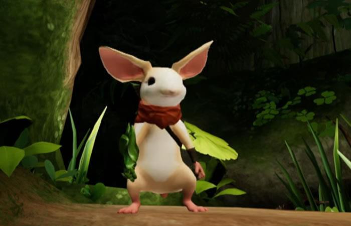 Quill: El nuevo videojuego con lenguaje de señas
