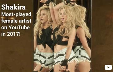 Shakira anuncia las nuevas fechas del 'Dorado World Tour'