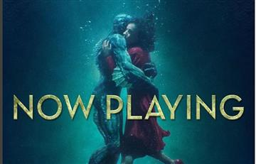 The Shape of Water recibe 13 nominaciones