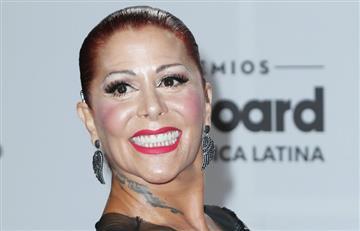 Alejandra Guzmán impresiona a sus seguidores por la cantidad de bótox en su rostro