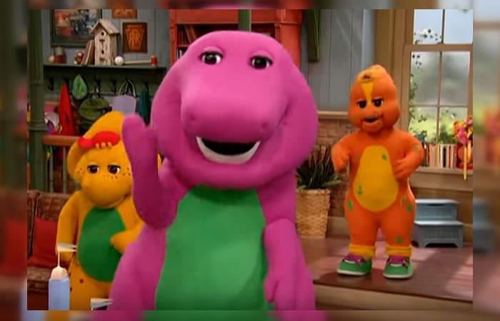 'Barney' le enseña a las mujeres a tener relaciones tántricas