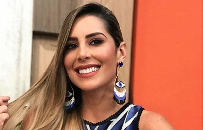 Carolina Soto es el nuevo rostro de Caracol TV