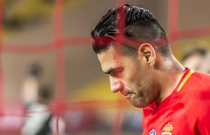Falcao García y AS Mónaco, otra Copa que se les escapa en la temporada