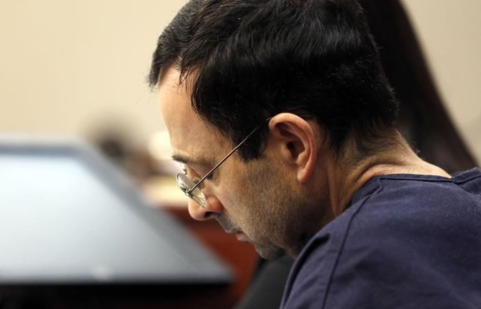 Larry Nassar condenado a 175 años  por abusar de gimnastas