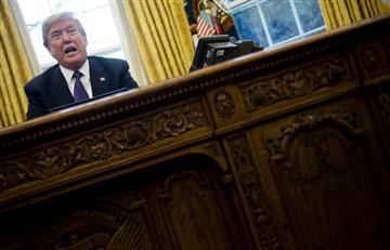Luego de varias imprudencias diplomáticas, Trump busca aliados en Davos