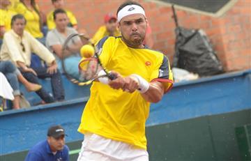 Alejandro Falla anuncia su retiro oficial del tenis