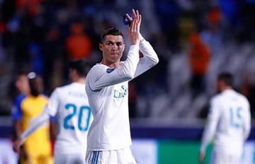 Cristiano Ronaldo fuerte ante las nuevas batallas