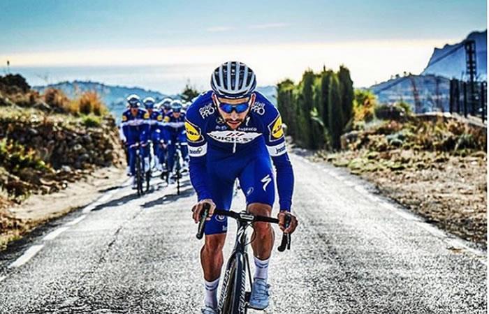 Vuelta San Juan: Fernando Gaviria fue dado de alta tras accidente