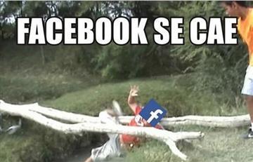 Facebook e Instagram: Los mejores memes que dejó su caída