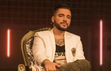 Jessi Uribe de A Otro Nivel presenta su sencillo 'Dulce pecado'