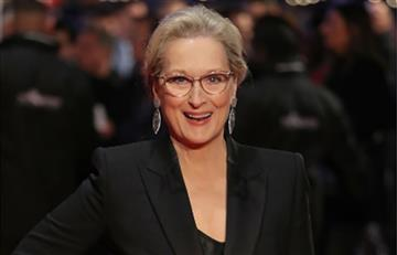 "Meryl Streep se une al elenco de la serie ""Big Little Lies"""