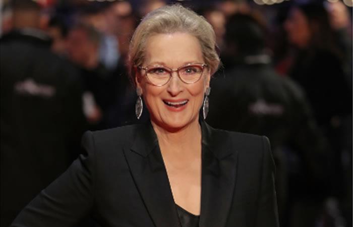 Meryl Streep se une al elenco de la serie